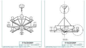 washington chandelier cad 2