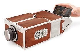 Luckies London Cardboard Smartphone Projector