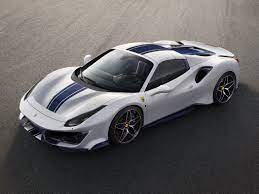 The order is already open, and the prices named. 2020 Ferrari 488 Pista Spider Base 2dr Convertible Pricing And Options