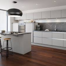 Cool Light Grey Kitchen Cabinets Aaronggreen Homes Design Ideas