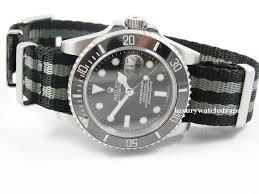 ultimate dense twill nato strap for seiko prospex marinemaster watch