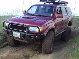 1996-2002 4Runner Front Bumper, 3rd Generation