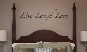 wdgnsrl sl perfect live laugh love wall decal
