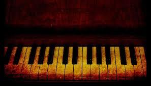 Resultado de imagen de TECLADO DE PIANO ANTIGUO