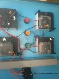 ammeter selector switch wiring diagram explanation ammeters and voltage meters wiring connection