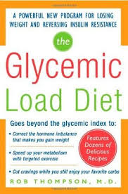 Insulin Resistance Food Chart The Glycemic Load Diet A Powerful New Program For Losing