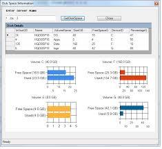 Powershell Disk Space Gui Tool Sqlservercentral
