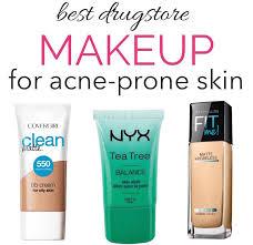 best makeup oily acne e skin