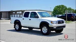 Davis AutoSports 2004 Toyota Tacoma 4x4 For Sale / Crew Cab / 1 ...