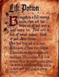 hocus pocus winifred sanderson spell book incantation life potion hocus pocus party decorating