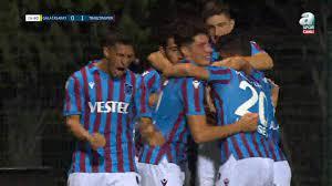 Galatasaray U19 0 - 1 Trabzonspor U19 (Trabzonspor'un 1. Golü - Emir  Yazıcı) - YouTube