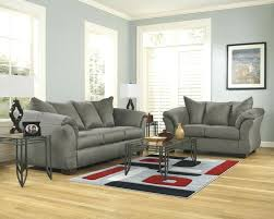 plaid sofa and loveseat fresh couch and loveseat set for 2 collection cobblestone microfiber