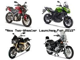 new car launches for 2015New motorcycle and scooter launches in 2015  ZigWheels