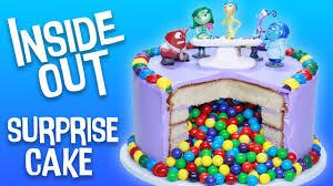 Egg Surprise Cake Design Inside Out Surprise Cake Nerdy Nummies