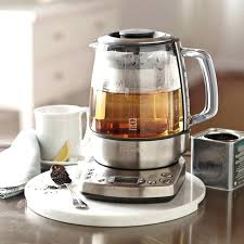 breville crystal clear glass tea kettle courtly check tea kettle home design center virginia sterling