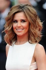 Frisur Damen Mittellang Braun Frisure Nue