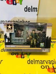 2014 Enlisted Military Pay Chart Details About 2014 Excite Us Army Defense Bunker Playset 1 18 Scale 3 75 Inch With 1 Soldier