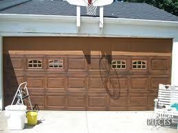 garage door window decals faux garage door windows painting paint window kits and hinges handles garage door window decals faux
