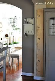 2x4 Ruler Growth Chart Forty Toes Dear Lillie Giveaway Words In 2019 Growth