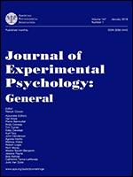 Journal Of Experimental Psychology General Apa Publishing