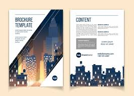 Real Estate Brochure Template Free Real Estate Brochure Vectors Photos And Psd Files Free