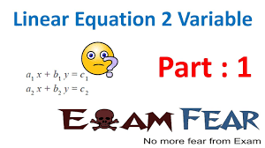 maths pair of linear equation in two variable part 1 introduction cbse class 10 mathematics x you