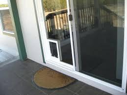patio door with dog door miraculous sliding patio door dog door patio sliding glass dog door