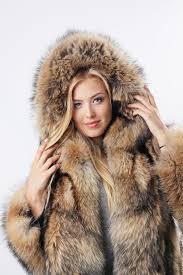 real rac fur jacket real fur coat forestfox forestfox