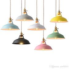 multicolour led pendant lights modern dining room restaurant lamp switch pendant lamps twisted wire home decration lighting e27 hanging lighting modern