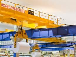 overhead cranes konecranes com automated cranes
