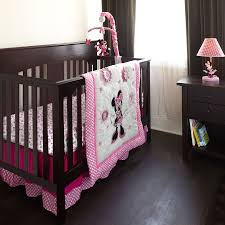 image of minnie mouse twin bedding set