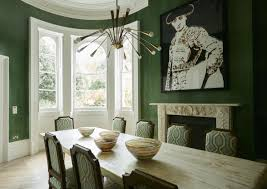 green dining room furniture. Dining Room How 21 Famous Interior Designers Decorate A Notting Hill By Green Furniture