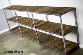 industrial look furniture. Custom Sizes, Rustic, Modern, Industrial Look Modern Furniture U