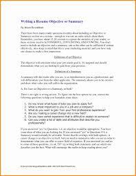 Examples Of Resume Summary Statements Sample Student Resume Summary Statements Danayaus 20