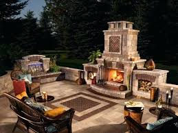 outdoor corner fireplace kits popular patio designs with to add door decoration quite like the warmth outdoor brick corner fireplace