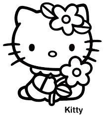 147 Dessins De Coloriage Hello Kitty Imprimer Sur Laguerche Com