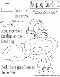 Easter Church Coloring Pages 15 Linearts For Free Coloring On