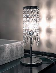 crystal table lamps chandeliers lighting in with small lamp inspirations 18