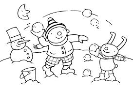 Winter Knutselideeën Kleurplaat Puk Kerst Pinterest Winter