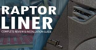 Raptor Bed Liner Color Chart Raptor Liner May Be One Of The Most Mis Used Coatings On The
