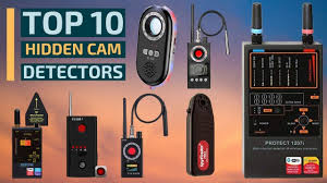 Top 10: Best <b>Hidden Camera</b> Detection Tools in 2019 / Rf Detector ...