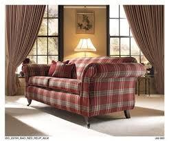 tartan sofa