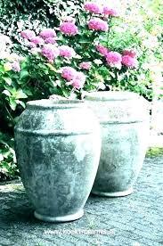 italian planters plant pots large urn garden terracotta nz