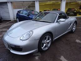 Used Silver Porsche Boxster For Sale | Buckinghamshire
