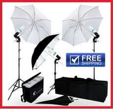 limostudio 840 watt photography portrait umbrella continuous lighting kit s photo lighting