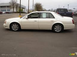 White Diamond 2003 Cadillac DeVille DTS Exterior Photo #48475299 ...
