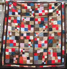 Family Quilts - Day 6 — Timna Tarr & Now the third corduroy quilt is one of two quilts made by my sister. The  other one is much cuter, I can assure you. This too, has a fleece backing  and it ... Adamdwight.com