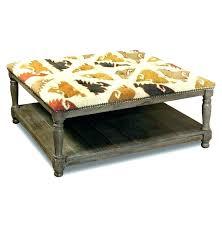 coffee table rug pasha handmade pouf ottoman ottomans and benches pottery kilim upholstered full size