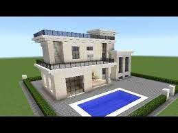 マイン クラフト 豪華 な 家 の 作り方