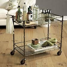 bamboo bar cart. Chic Bamboo Bar Cart Aesthetic Oiseau Catalog Pick U